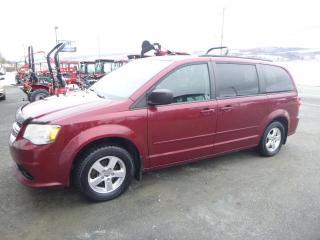 Used 2011 Dodge Grand Caravan Familiale 4 portes SE for sale in St-Joseph-de-Beauce, QC