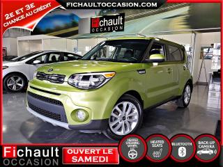 Used 2017 Kia Soul EX AUTOMATIQUE ** ROUES D HIVER INCLUS** for sale in Châteauguay, QC