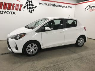 Used 2018 Toyota Yaris 5DR LE AUTO for sale in St-Hubert, QC