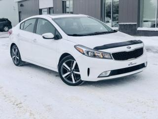Used 2017 Kia Forte EX TOIT OUVRANT  ''AUTOMATIQUE'' for sale in Ste-Marie, QC