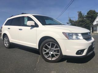 Used 2015 Dodge Journey R/T AWD 7 PASSAGERS for sale in St-Malachie, QC