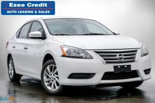 Used 2015 Nissan Sentra 1.8 SV for sale in London, ON