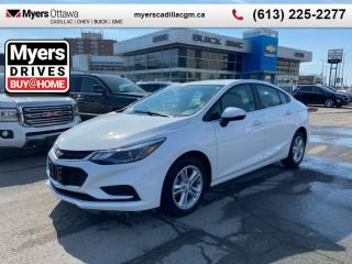 Used 2017 Chevrolet Cruze LT  LT, AUTO, REAR CAM, HEATED SEATS, LOW KM for sale in Ottawa, ON