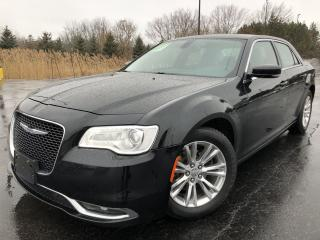 Used 2016 Chrysler 300 LIMITED 2WD for sale in Cayuga, ON