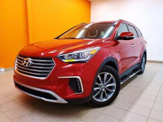 Used 2017 Hyundai Santa Fe XL PREMIUM AWD 7 PLACES HAYON ÉLECT *SIÈGES CHAUFF* for sale in St-Jérôme, QC