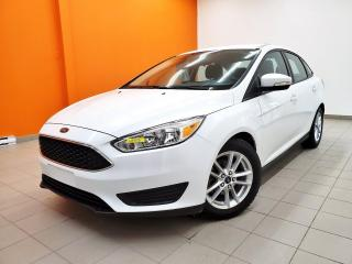 Used 2016 Ford Focus SE AUTOMATIQUE CAMÉRA *SIÈGES / VOLANT CHAUFFANT* for sale in St-Jérôme, QC