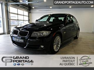 Used 2009 BMW 328i 4 portes berline 328i xDrive à traction for sale in Rivière-Du-Loup, QC