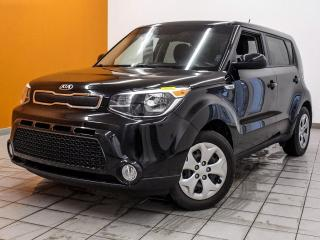 Used 2016 Kia Soul BLUETOOTH *PROGRAMME 100% APPROUVÉ* for sale in St-Jérôme, QC