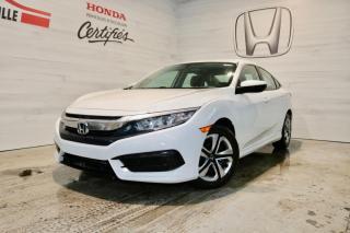 Used 2017 Honda Civic LX 4 PORTES for sale in Blainville, QC