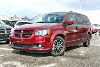 Used 2019 Dodge Grand Caravan GT *DVD*GPS*CUIR*PORTES ÉLEC* for sale in Brossard, QC