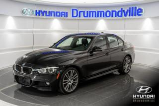 Used 2016 BMW 3 Series XDRIVE+ M PACK + MAGS 19 + GARANTIE + WO for sale in Drummondville, QC