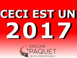 Used 2016 Mitsubishi Lancer GTS CECI EST UN 2017 for sale in Lévis, QC