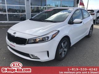 Used 2018 Kia Forte LX+ BA for sale in Shawinigan, QC