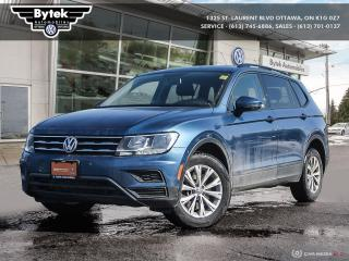 Used 2019 Volkswagen Tiguan Trendline 2.0 8sp at w/Tip 4M for sale in Ottawa, ON