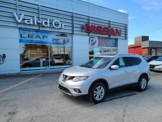 Used 2015 Nissan Rogue SV AWD+DÉMARREUR SV AWD for sale in Val-d'Or, QC