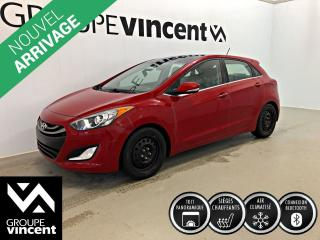 Used 2013 Hyundai Elantra GT GLS CUIR TOIT PANO ** GARANTIE 10 ANS ** for sale in Shawinigan, QC