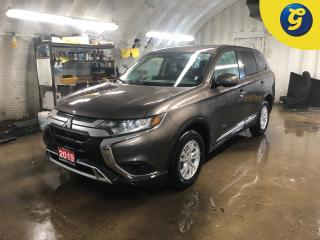 Used 2019 Mitsubishi Outlander 4WD * ECO mode * Back up camera * Keyless entry * Heated seats * Hands free steering wheel controls * Phone connect * Voice recognition * Climate cont for sale in Cambridge, ON