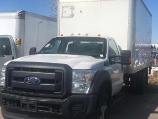 Used 2013 Ford F-550 Super Duty DRW for sale in Caledon, ON