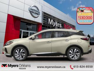 New 2020 Nissan Murano Limited Edition  -  - AUTO SHOW for sale in Orleans, ON