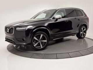 Used 2017 Volvo XC90 AWD T6 R-Design 7-Passenger NAV TOIT PANO CUIR for sale in Brossard, QC