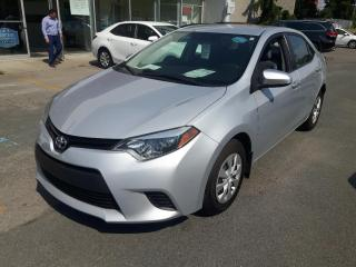 Used 2014 Toyota Corolla CE * BLUETOOTH**GROUPE ÉLECTRIQUE**USB * for sale in Longueuil, QC