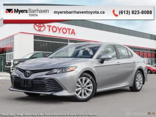 New 2020 Toyota Camry LE  - $210 B/W for sale in Ottawa, ON