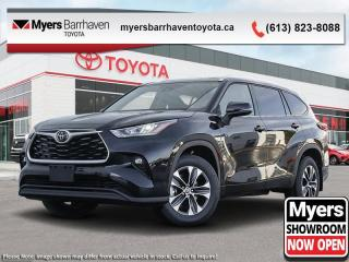 New 2020 Toyota Highlander XLE  - Power Moonroof -  Power Liftgate - $295 B/W for sale in Ottawa, ON