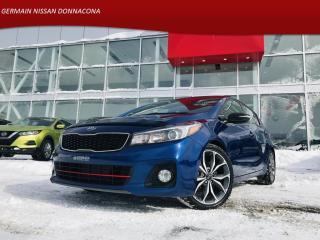 Used 2017 Kia Forte 2.0L SX *** 89$ / SEMAINE *** GARANTIE INCLUS for sale in Donnacona, QC