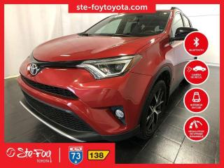 Used 2016 Toyota RAV4 SE *SIEGES ET VOLANT CHAUFFANTS, TOIT, CUIR* for sale in Québec, QC