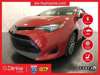 Used 2017 Toyota Corolla LE GR AMÉLIORÉ *SIEGES ET CHAUFFANTS,TOIT.* for sale in Québec, QC