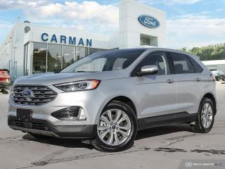 Used 2019 Ford Edge Titanium for sale in Carman, MB