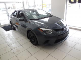 Used 2014 Toyota Corolla 1.8L LE AUTO A/C CRUISE BT CAMÉRA GROUPE for sale in Dorval, QC