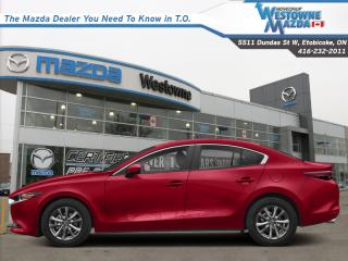 New 2020 Mazda MAZDA3 GS  -  Apple CarPlay for sale in Toronto, ON