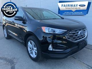 New 2020 Ford Edge SEL AWD for sale in Steinbach, MB