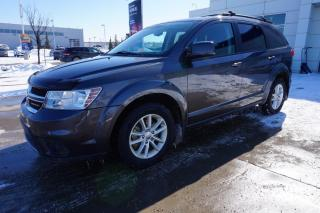 Used 2015 Dodge Journey SXT 7PASS/REARHEAT/HEATEDSEATS/PUSHBUTTONSTART for sale in Edmonton, AB
