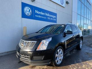 Used 2016 Cadillac SRX LUXURY - HEATED LEATHER / LOADED for sale in Edmonton, AB