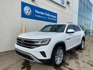 New 2020 Volkswagen Atlas Cross Sport Execline for sale in Edmonton, AB