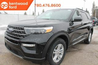 New 2020 Ford Explorer XLT 202A 4WD 2.3L I4 Ecoboost, Power Seats, Lane Keeping System, Pre-Collision Assist, Remote Keyless Entry, Remote Vehicle Start, Reverse Camera System and Reverse Sensing System for sale in Edmonton, AB