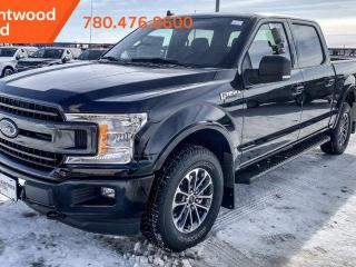 New 2020 Ford F-150 XLT 301A 4X4 SuperCrew 5.0L V8, Auto Start/Stop, Pre-Collision Assist, Rear View Camera, and Remote Keyless Entry for sale in Edmonton, AB