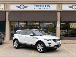 Used 2015 Land Rover Range Rover Evoque SkyRoof, Navigation, Backup Camera for sale in Vaughan, ON