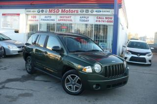 Used 2009 Jeep Compass North Edition for sale in Toronto, ON