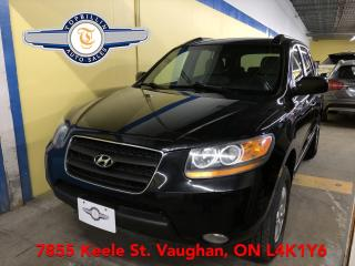Used 2009 Hyundai Santa Fe GLS AWD 3.3L, 2 YEARS Warranty for sale in Vaughan, ON