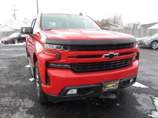 Used 2019 Chevrolet Silverado 1500 RST for sale in Hamilton, ON