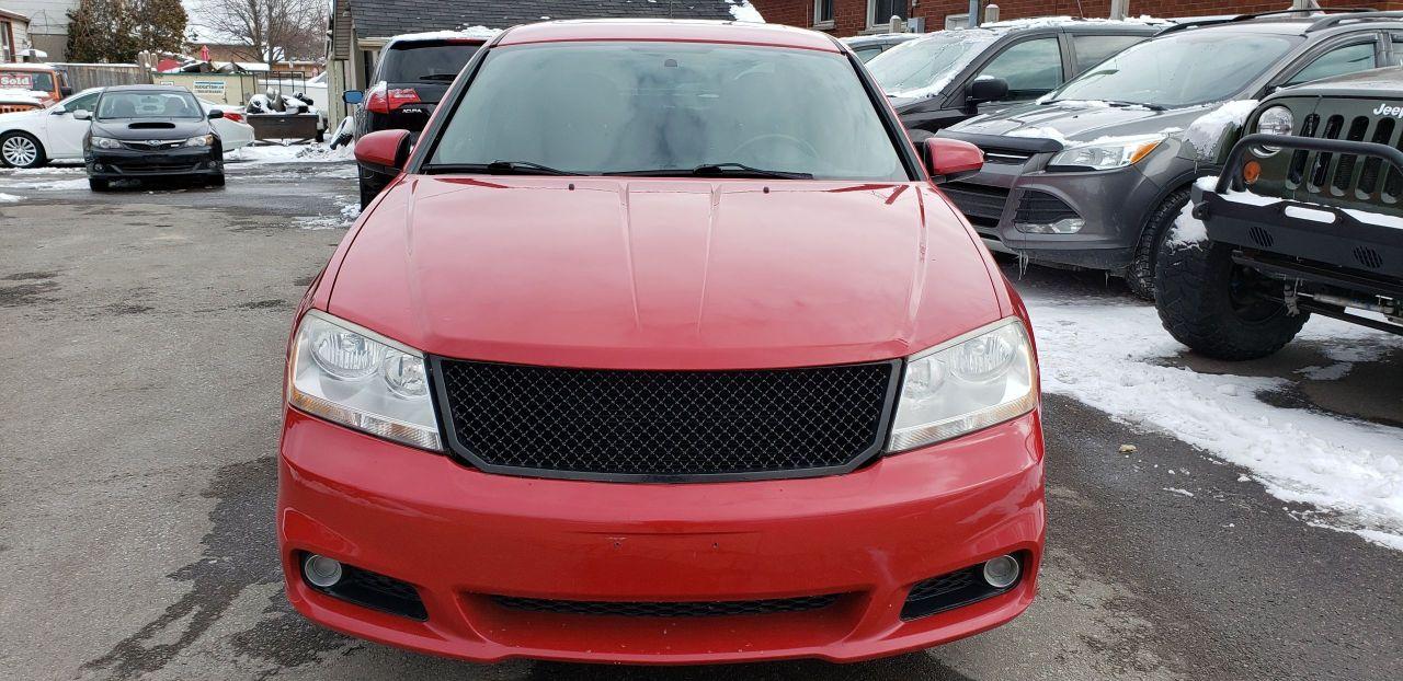 2011 Dodge Avenger