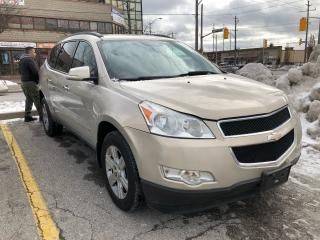 Used 2010 Chevrolet Traverse 1LT for sale in Toronto, ON