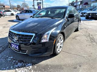 Used 2014 Cadillac ATS AWD No Accidents Loaded for sale in Windsor, ON