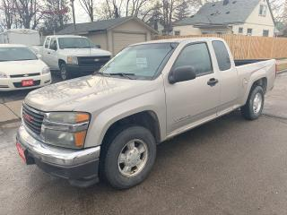 Used 2005 GMC Canyon SL Z85 for sale in Hamilton, ON