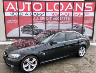 Used 2011 BMW 3 Series 335i-ALL CREDIT ACCEPTED for sale in Scarborough, ON