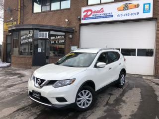 Used 2015 Nissan Rogue S-AWD-BACKUP CAMERA-BLUETOOTH*CERTIFIED* for sale in York, ON