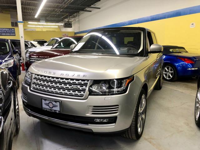 2016 Land Rover Range Rover Supercharged, Auto Pilot Park